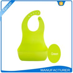 Eco-friendly Soft Silicone Baby Bib,Waterproof Silicone Baby Bibs