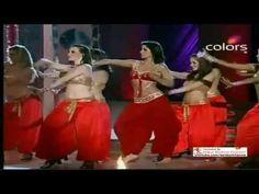 Katrina Kaif 5 in 1 Dance Performance at Apsara Awards