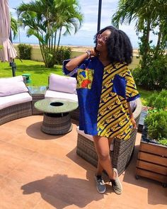 ankara mode Authentic Ankara Styles for Ladies - Vincisjournal Authentic Ankara Styles for Ladies - Vincisjournal African Fashion Ankara, African Inspired Fashion, Latest African Fashion Dresses, African Dresses For Women, African Print Dresses, African Print Fashion, African Attire, Nigerian Fashion, African Style