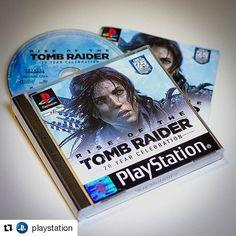 Que genial! Una versión retro del empaque de 'Rise of the Tomb Raider'. Es solo una recreación por los 20 aniversario y no está a la venta. #LaraCroft #TombRaider #RiseOftheTombRaider #videogames #games #likes #l4l #f4f #instapic #likeforlike #SquareEnix #CoreDesign #EidosInteractice #CrystalDynamics #ps4 #pc #pcgamers #instagamer #instapic #instagood #xbox #xboxone #girl #tbt #gameplay #gamer #playing #fun #tagforlikes #followme