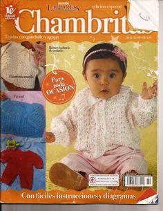 Revistas de crochet y tejidos gratis: Tejidos para bebes