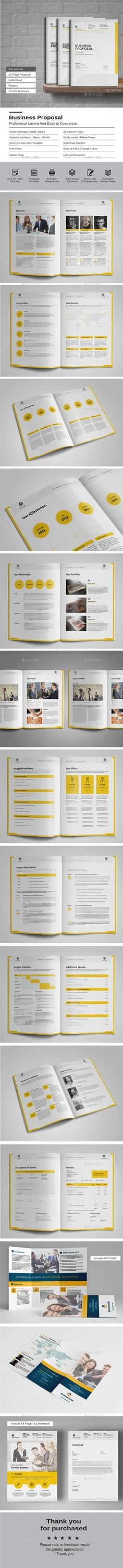 Cloud Sever Proposal Template Template, Proposals and Customize - business proposals format