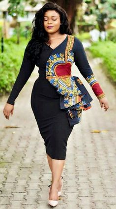 Embellished African print wax/ African fabric/ African women's clothing/ Ankara dress/African fashion/Dashiki/Prom dress,African clothing - Mvagustacheshire African Dashiki Dress, African Prom Dresses, African Fashion Ankara, African Fashion Designers, Ankara Dress, Latest African Fashion Dresses, African Dresses For Women, African Print Fashion, Africa Fashion