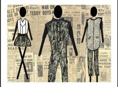 Vu Dinh Nhat's Collection -  London College for Fashion Studies – Hanoi » 6 Months Students Work