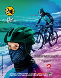#자전거 #자전거매거진 #자전거생활 #자전거잡지 #알팩닷컴 #버프 #크로스테크_바라클라바버프 #방풍버프 #buff