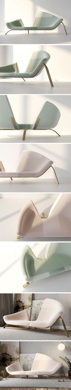 This lux chaise loun