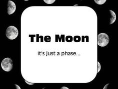 Worksheet: Phases of the Moon.