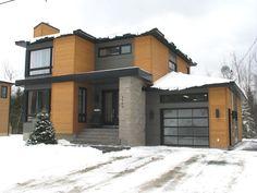 Maison Contemporaine Sherbrooke
