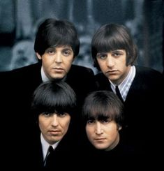"Probably the words Ed Sullivan will most be remembered for...""Ladies and gentlemen... THE BEATLES!"""