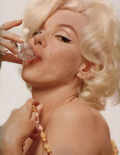 Marilyn Monroe Bert Stern's The Last Sitting