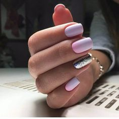 44 spring nail designs for 2019 that you will adore 36 – nothingideas Cute Spring Nails, Spring Nail Colors, Spring Nail Art, Summer Nails, Chic Nail Art, Chic Nails, Red Manicure, Pink Nails, Red Nail