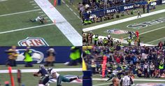 Eye of the Hawk - Doug Baldwin Throwback Touchdown Pass to Russell Wilson | Seattle Seahawks
