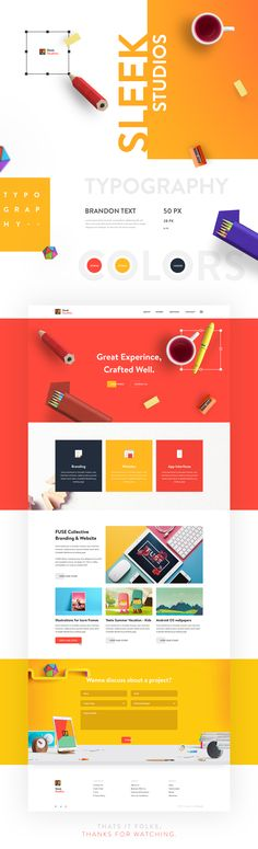 Creative Website Design