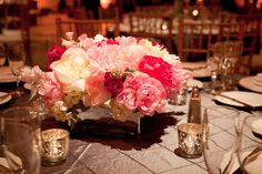 #centerpiece    Photography: Stella Alesi / Photography - www.stellaalesi.com  Floral Design: Petal Pushers - www.petalpushers.us