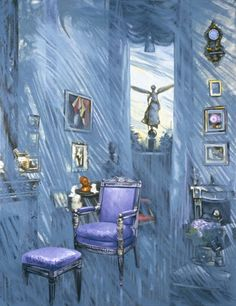 """Saatchi Online Artist: Kris Krohn; Oil, 2004, Painting """"Alchemy of Dreams"""""""