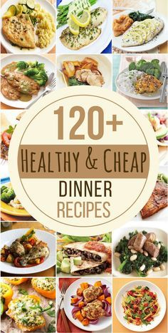 This is the ULTIMATE resource for cheap and healthy dinner recipes that anyone can make without breaking the bank. Eat well for less with these affordable and healthy meal ideas! Chicken Lemon-Rosemary Chicken Thighs from MyRecipes Baked Honey Mustard Chicken from Allrecipes Roast Chicken & Sweet Potatoes from Eating Well Pan-Roasted Chicken with Brussels Sprouts and Apples … … Continue reading → Healthy Cheap Meals, Healthy Recipes For Dinner, Healthy Meals With Chicken, Healthy Supper Ideas, Cheap Chicken Recipes, Healthy College Meals, Easy Cheap Dinner Recipes, Dinner Recipes For Two On A Budget, College Food Recipes