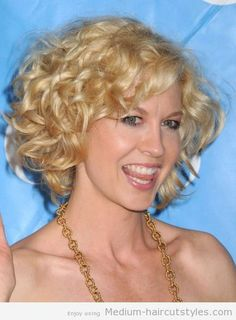 Short+Curly+Hair+Styles 2014 - Medium Curly Hairstyles for Women – Medium Haircuts Hairstyles 2014