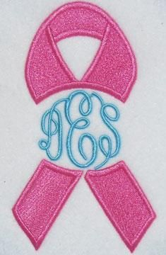 Ribbon Monogram Embroidery Designs | Apex Embroidery Designs, Monogram Fonts & Alphabets