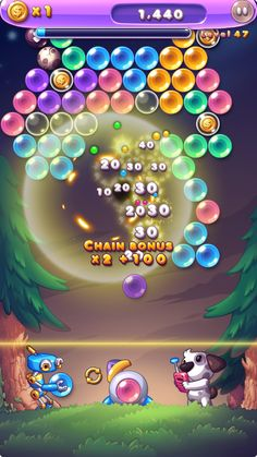 Bubble Star by Ezjoy Bubble Shooter Games, Bubble Games, Ar Game, Game Ui, Android Mobile Games, Android Apps, Character Ideas, Game Character, Mobiles
