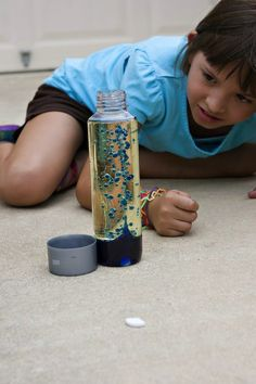 Summer home science projects