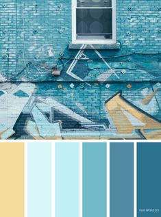 Taupe And Teal Color Scheme