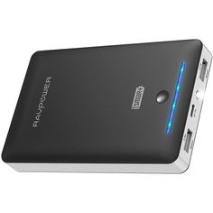 Portable Chargers 16750 RAVPower 16750mAh External Battery Pack 4.5A Dual USB Output External Phone Charger Battery Bank Power Bank (iSmart 2.0 Tech) for Nintendo Switch, iPhone 8, Galaxy S8 (Black)         * Learn more by visiting the image link. (This is an affiliate link) #CellPhonesAccessories