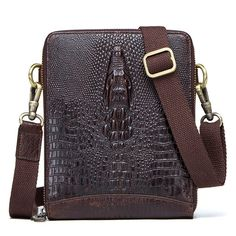 d3fc2b440ec5 XLOONG Vintage Genuine Leather Multi-functional Multi-slot Card Holder Crossbody  Bag For Men is hot-sale