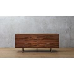 linear low dresser | CB2
