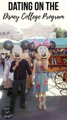 Dating and Relationships on the Disney College Program: Do They Work Out?