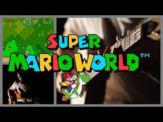 スーパーマリオワールドのゲームプレイ音楽を効果音を含めてすべて再現した動画が話題に