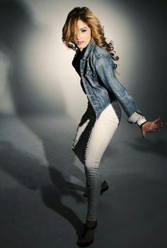 """Olivia """"Chachi"""" Gonzales photographed by Shauna Hundeby"""