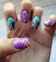 Nails 90s