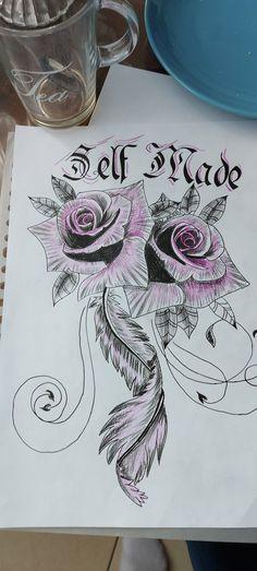 Own design Traditional Roses, Design