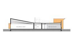 Imagen 23 de 23 de la galería de Biblioteca Whitehall / Jonathan Barnes Architecture and Design. Sección
