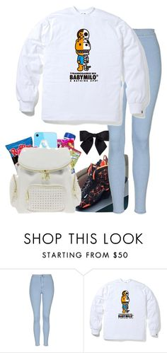 """Follow my backup account @amiriwashere"" by mamialsina ❤ liked on Polyvore featuring moda, Topshop e Chanel"