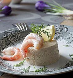 Healthy Shrimp Mousse