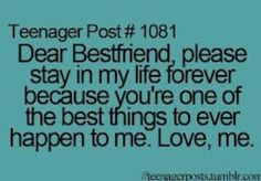 To my bff's Holly, Lydia, Hannah! (And Soph)