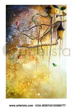 Ciudades Invisibles Tania Coello- Artelista.com