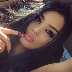 Best Hair & Makeup Trends for 2017 A password will be e-mailed to you. Best Hair & Makeup Trends for Best Hair & Makeup Trends for editors and experts Flawless Makeup, Beauty Makeup, Eye Makeup, Black Hair Makeup, Makeup Desk, Makeup Style, Makeup Trends 2017, Peruvian Hair, Makeup Goals