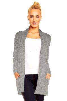 Cardiganul este intotdeauna confortabil si elegant Sweaters, Fashion, Moda, Fashion Styles, Sweater, Fashion Illustrations, Sweatshirts, Pullover Sweaters, Pullover