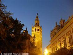 Andalusia prima di andare in Algarve : SPAGNA