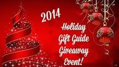 2014 Holiday Gift Guide Giveaway – 19 Amazing Prizes to be Won - 19 Winners! ends 12/8/14