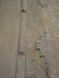 detail, Inca architecture, Ollantaytambo, Peru The precision was not supposed to be possible in those ancient times, yet there are many examples including the pyramids which are based in both fibonacci & calculation with pi. Ancient Ruins, Ancient Artifacts, Ancient History, European History, Ancient Greece, Ancient Egypt, American History, Puma Punku, Inca Architecture