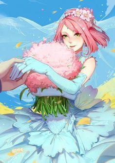 Anime girl ♦ Crystal Spark