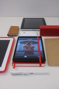 iPad Mini - simply perfect.