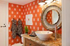 Turtle Bath Detailed. — Kim Macumber Interiors More Thibault wallpaper