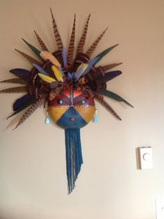 Mask by Susan Probert