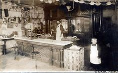 Old Butcher Shop - Bing images