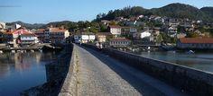 St Jacobsroute - Camino Portugues - Route 2 Tui – Santiago de Compostella, 8 dagen