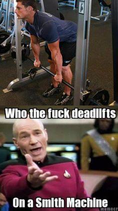 OMG HAAHAHAHA!!! #deadlifts #girlswholift #liftheavy